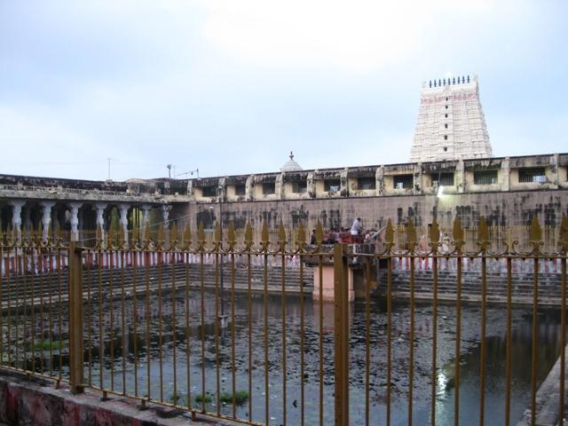 Rameshwaram temple