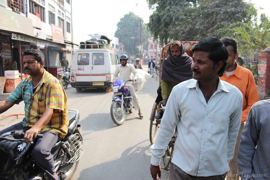 Allahabad streets